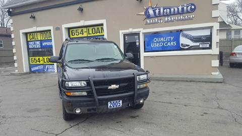 2005 Chevrolet Tahoe for sale in Rochester, NY