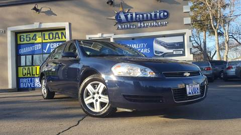 2008 Chevrolet Impala for sale in Rochester, NY