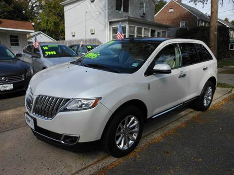 2013 Lincoln MKX for sale in Highland Park, NJ