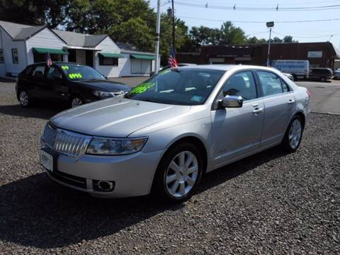 2009 Lincoln MKZ for sale in Highland Park, NJ