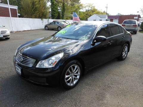 2008 Infiniti G35 for sale at FBN Auto Sales & Service in Highland Park NJ
