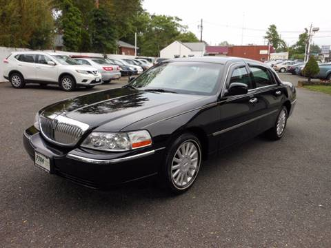 2005 Lincoln Town Car for sale in Highland Park, NJ