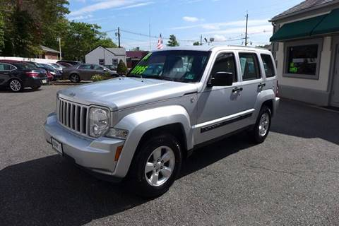 2012 Jeep Liberty for sale in Highland Park, NJ