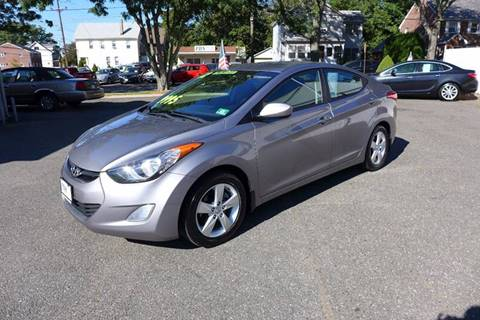 2012 Hyundai Elantra for sale in Highland Park, NJ