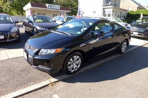 2012 Honda Civic for sale in Highland Park, NJ