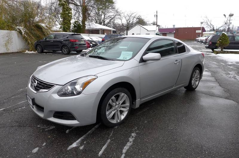 2013 nissan altima 2.5 s in highland park nj - fbn auto sales & svc