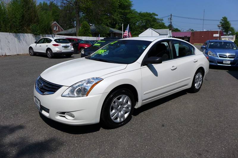 2012 Nissan Altima For Sale >> 2012 Nissan Altima 2 5 S In Highland Park Nj Fbn Auto Sales Svc