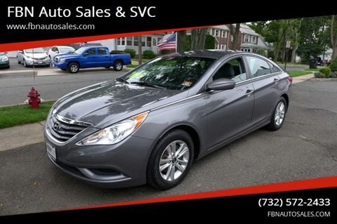 2011 Hyundai Sonata for sale at FBN Auto Sales & Service in Highland Park NJ