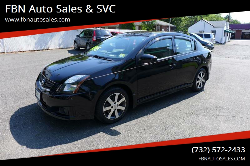 2012 Nissan Sentra For Sale At FBN Auto Sales U0026 SVC In Highland Park NJ