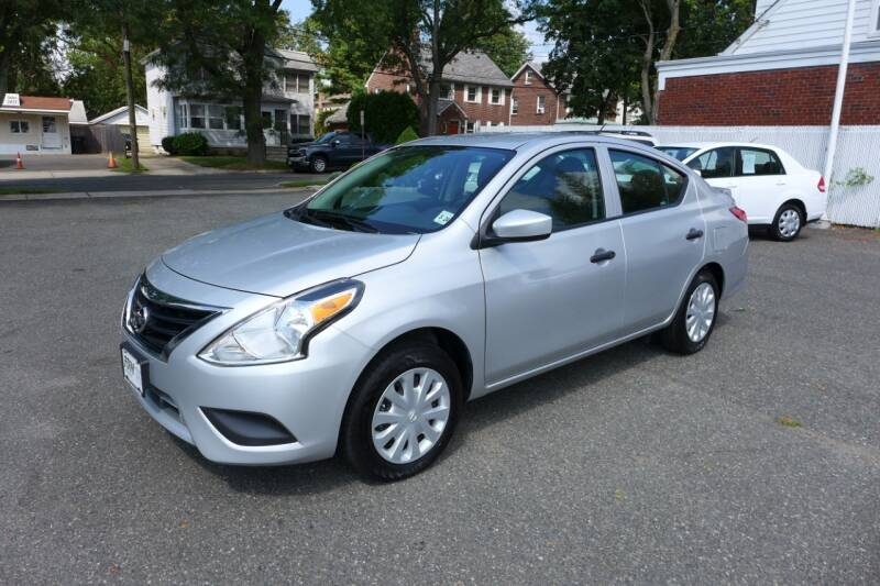 2019 Nissan Versa for sale at FBN Auto Sales & Service in Highland Park NJ