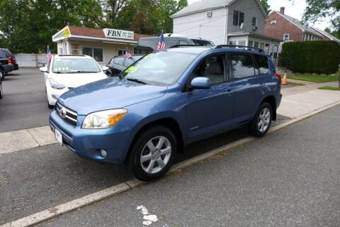 2007 Toyota RAV4 for sale at FBN Auto Sales & Service in Highland Park NJ