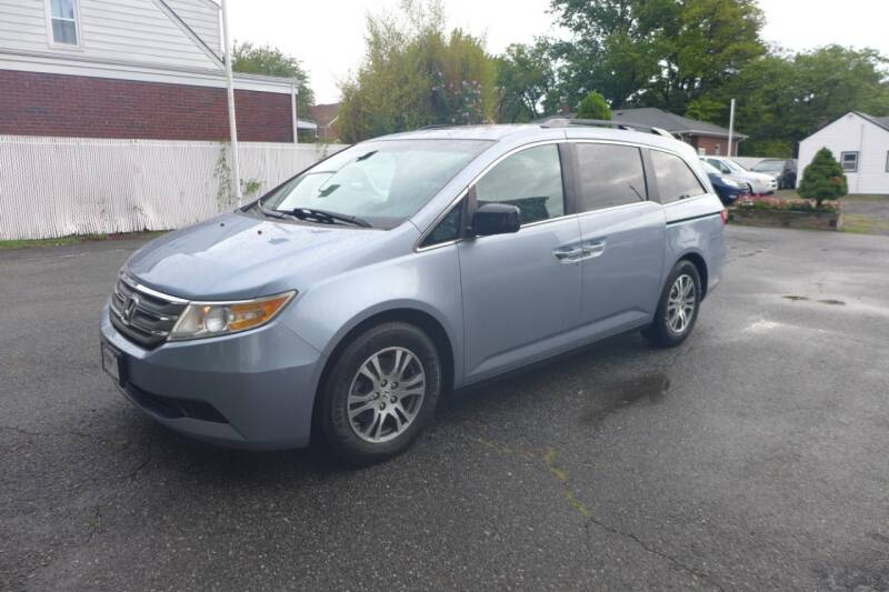 2011 Honda Odyssey for sale at FBN Auto Sales & Service in Highland Park NJ