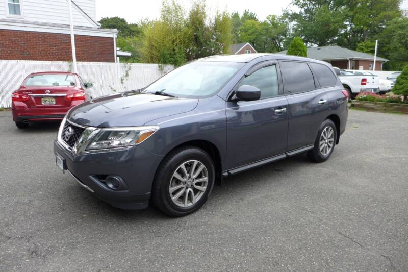 2014 Nissan Pathfinder for sale at FBN Auto Sales & Service in Highland Park NJ