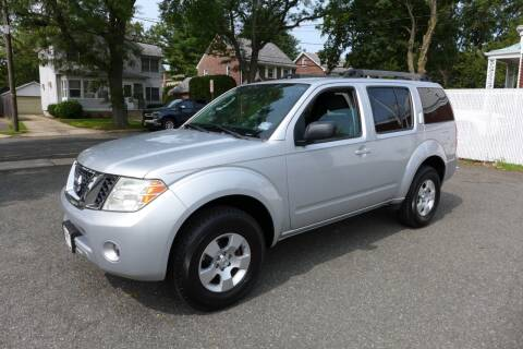 2010 Nissan Pathfinder for sale at FBN Auto Sales & Service in Highland Park NJ