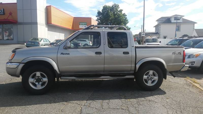 2000 Nissan Frontier 4dr Se 4wd Crew Cab Sb In Easton Pa 25th