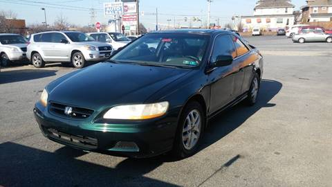 2001 Honda Accord for sale in Easton, PA