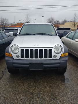 2007 Jeep Liberty for sale in Easton, PA