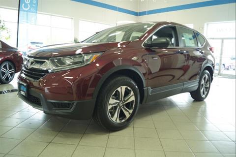 2017 Honda CR-V for sale in Bourbonnais, IL
