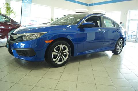 2017 Honda Civic for sale in Bourbonnais IL