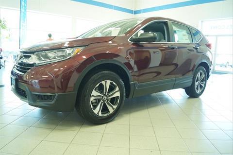 2017 Honda CR-V for sale in Bourbonnais IL