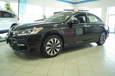 2017 Honda Accord Hybrid for sale in Bourbonnais IL