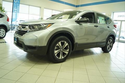2017 Honda CR-V for sale in Bourbonnais IL