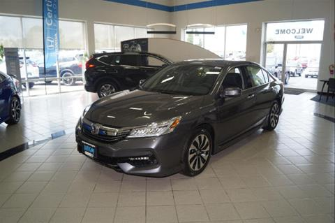2017 Honda Accord Hybrid for sale in Bourbonnais IL