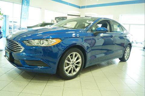 2017 Ford Fusion for sale in Bourbonnais, IL