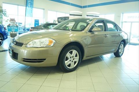 2007 Chevrolet Impala for sale in Bourbonnais IL