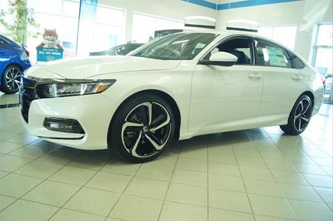 2018 Honda Accord for sale in Bourbonnais, IL