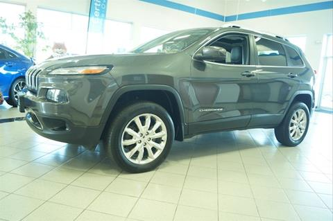 2014 Jeep Cherokee for sale in Bourbonnais, IL
