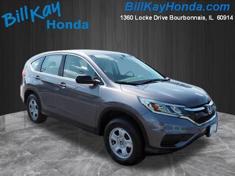 2016 Honda CR-V for sale in Bourbonnais, IL