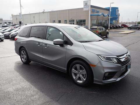 2020 Honda Odyssey for sale in Bourbonnais, IL