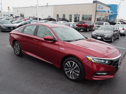2020 Honda Accord Hybrid for sale in Bourbonnais, IL