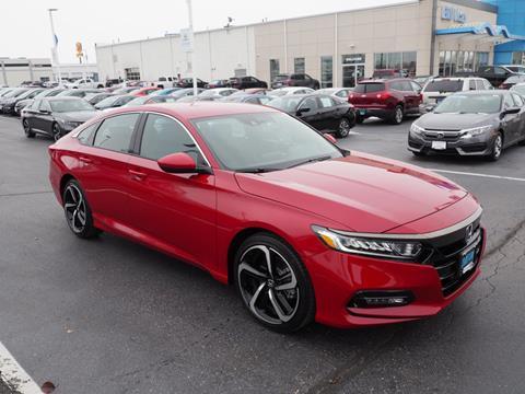 2020 Honda Accord for sale in Bourbonnais, IL