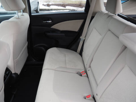 2016 Honda CR-V EX for sale at BILL KAY HONDA in Bourbonnais IL