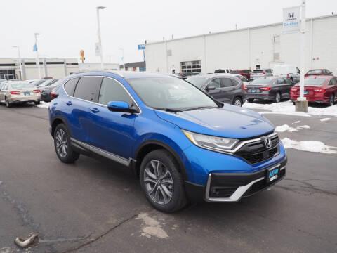 2020 Honda CR-V Touring for sale at BILL KAY HONDA in Bourbonnais IL