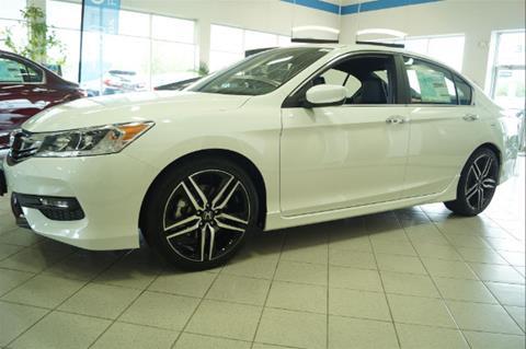 2017 Honda Accord for sale in Bourbonnais, IL