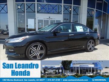 2016 Honda Accord for sale in San Leandro, CA