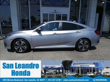 2016 Honda Civic for sale in San Leandro, CA