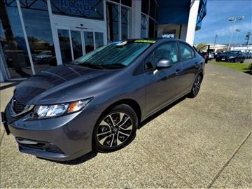 2013 Honda Civic for sale in San Leandro, CA