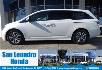 2017 Honda Odyssey for sale in San Leandro, CA