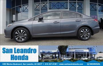 2014 Honda Civic for sale in San Leandro, CA