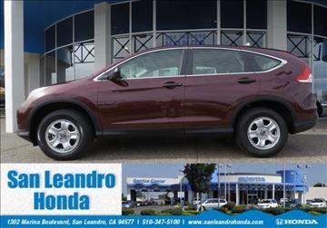 2014 Honda CR-V for sale in San Leandro, CA