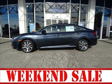 2017 Honda Civic for sale in San Leandro, CA