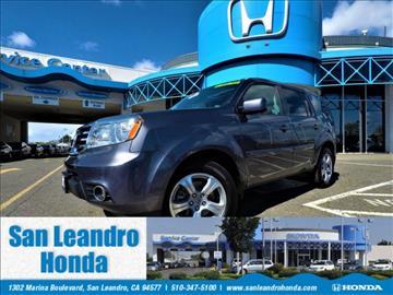 2015 Honda Pilot for sale in San Leandro, CA