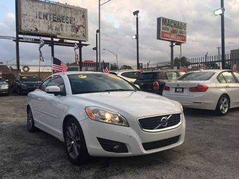 2011 Volvo C70 for sale in Miami, FL