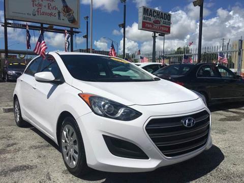 2016 Hyundai Elantra GT for sale in Miami, FL