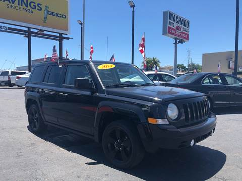 2014 Jeep Patriot for sale in Miami, FL