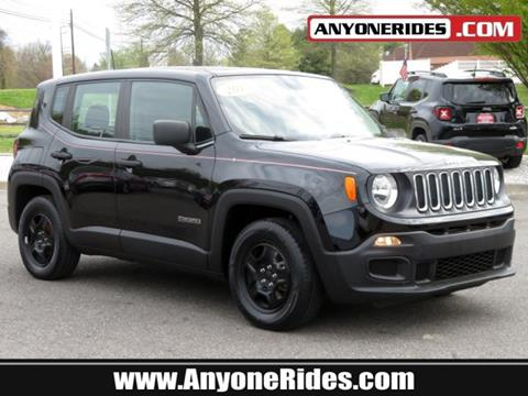 2017 Jeep Renegade for sale in Kingsville, MD